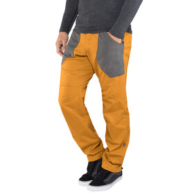 E9 Ananas - Pantalon long Homme - orange